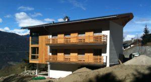 Wohnhaus BODNER Karnol