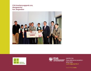 ITAS Anerkennungspreis